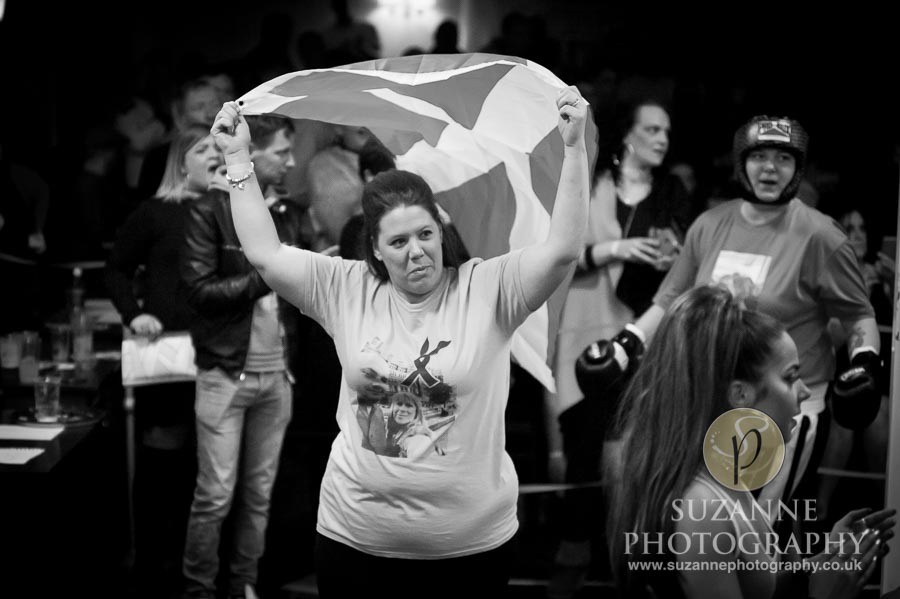 Klis Charity Fight Night Black and White 0202