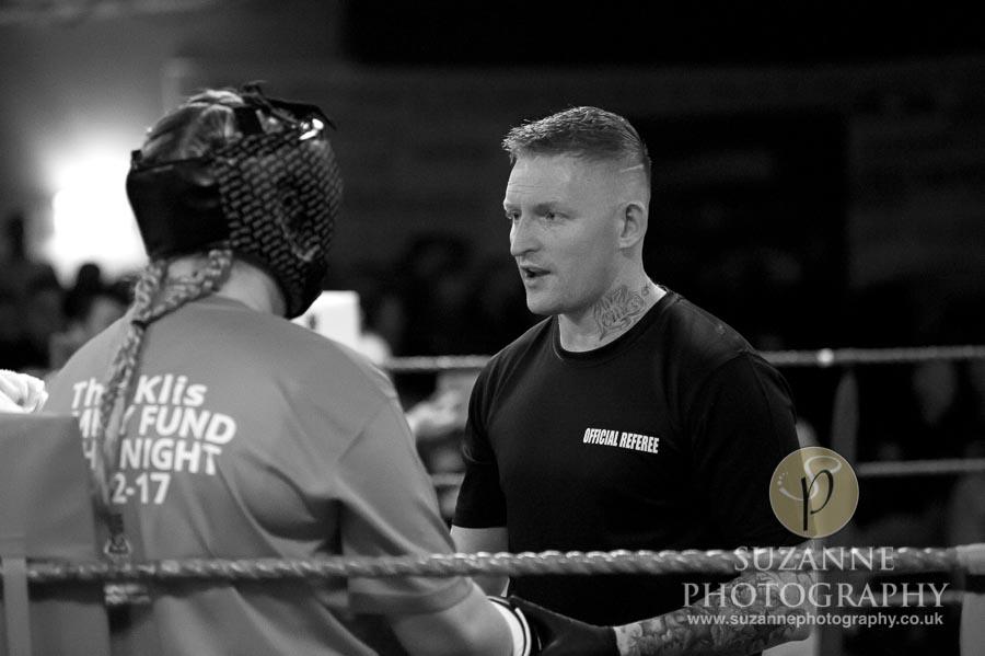 Klis Charity Fight Night Black and White 0204