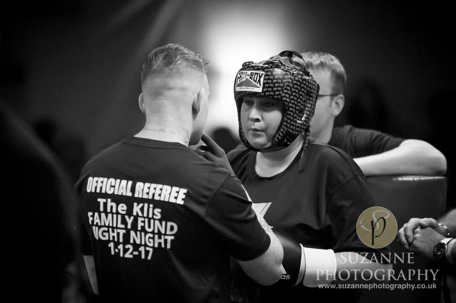 Klis Charity Fight Night Black and White 0206