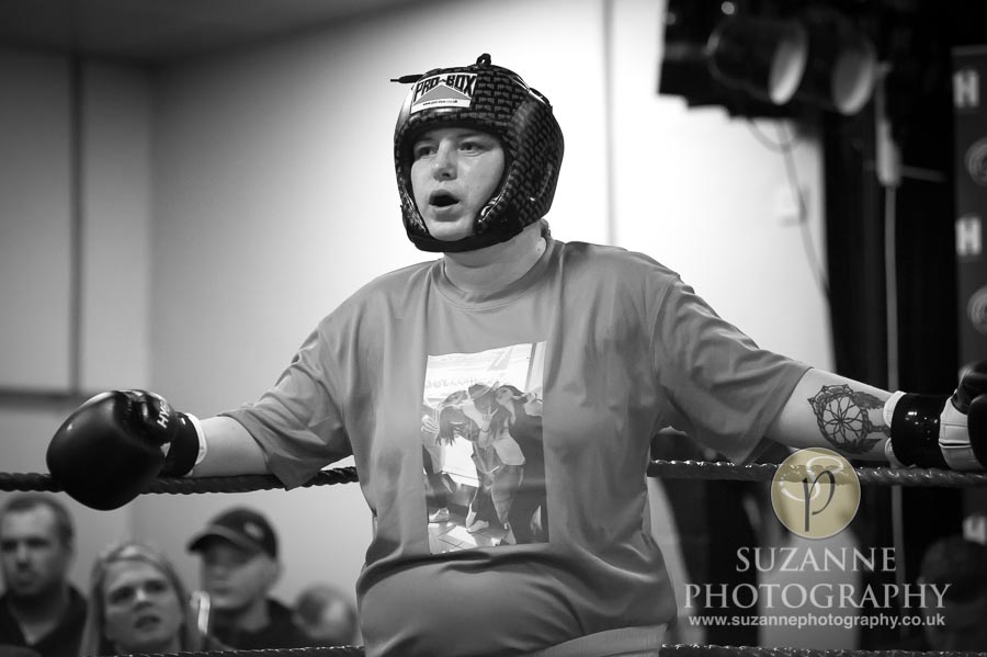Klis Charity Fight Night Black and White 0210