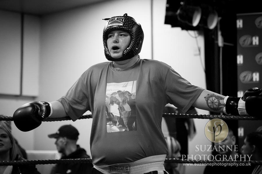 Klis Charity Fight Night Black and White 0212