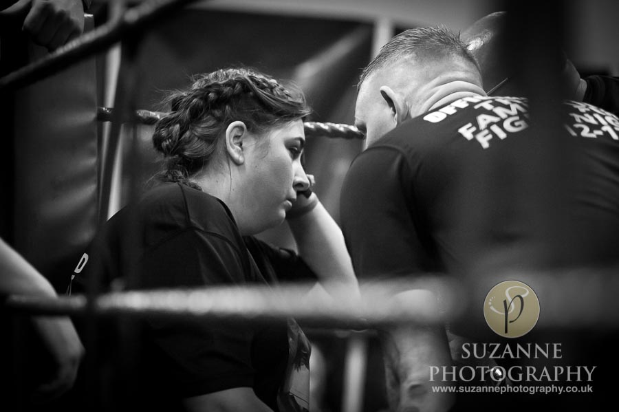 Klis Charity Fight Night Black and White 0213