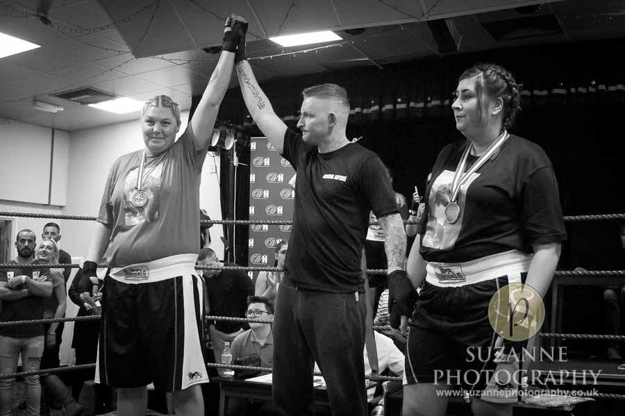 Klis Charity Fight Night Black and White 0215