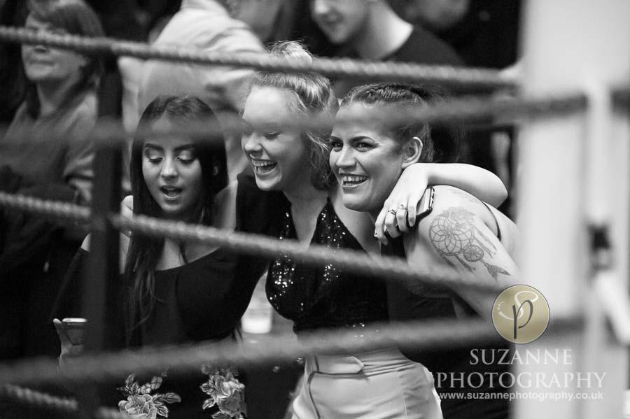 Klis Charity Fight Night Black and White 0221