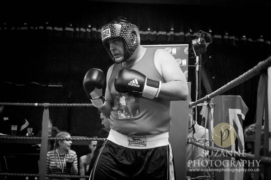 Klis Charity Fight Night Black and White 0232