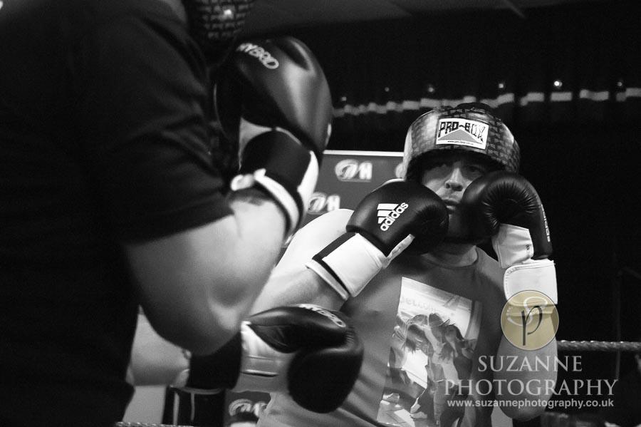 Klis Charity Fight Night Black and White 0235