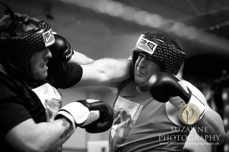 Klis Charity Fight Night Black and White 0239