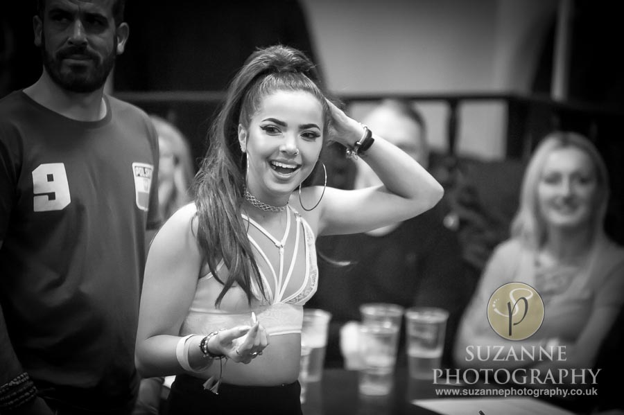 Klis Family Fund Charity Fight Night Black and White 0009