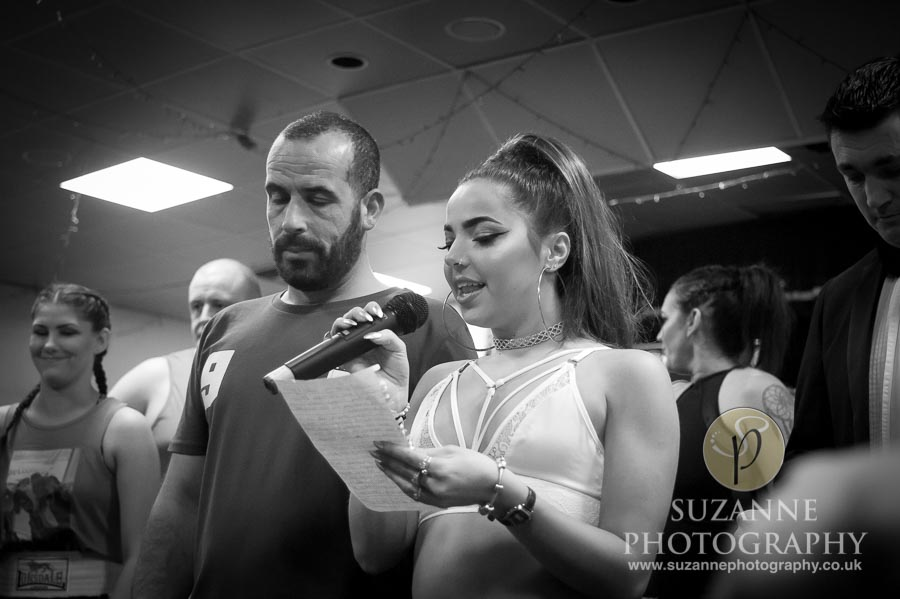 Klis Family Fund Charity Fight Night Black and White 0012
