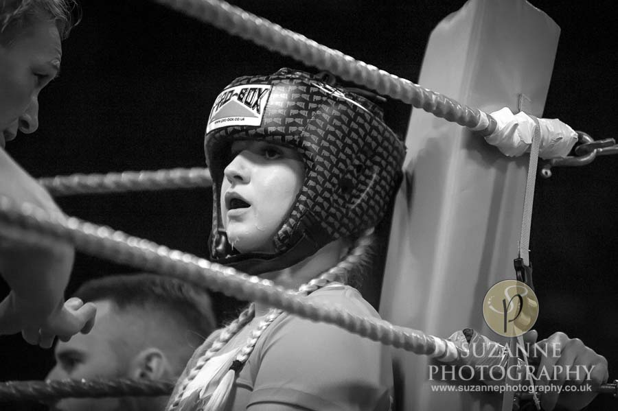 Klis Family Fund Charity Fight Night Black and White 0026