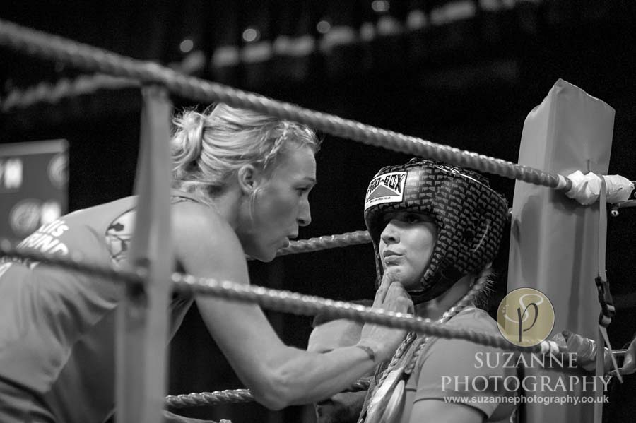 Klis Family Fund Charity Fight Night Black and White 0029