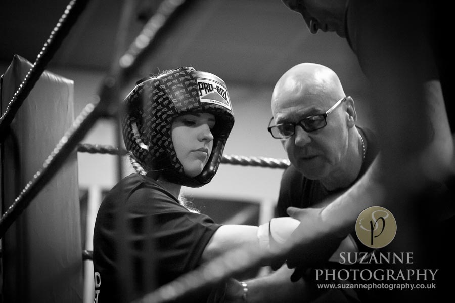 Klis Family Fund Charity Fight Night Black and White 0031