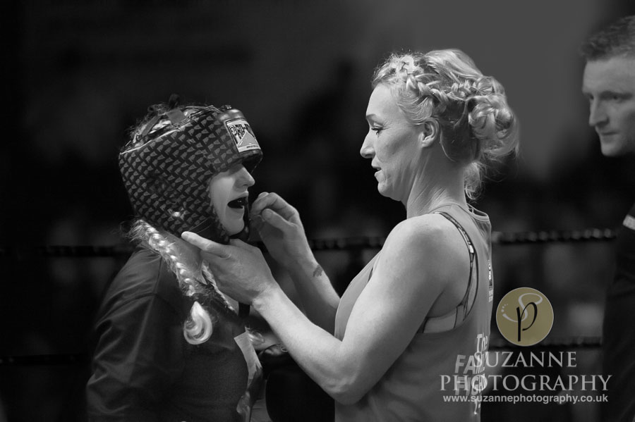 Klis Family Fund Charity Fight Night Black and White 0043