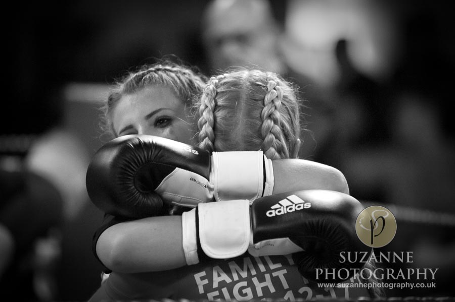 Klis Family Fund Charity Fight Night Black and White 0045