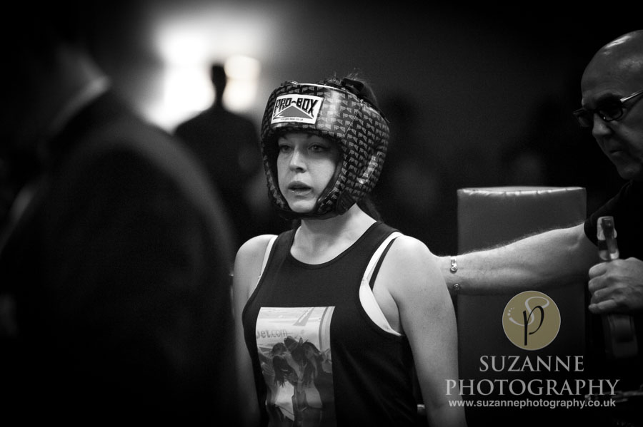 Klis Family Fund Charity Fight Night Black and White 0078