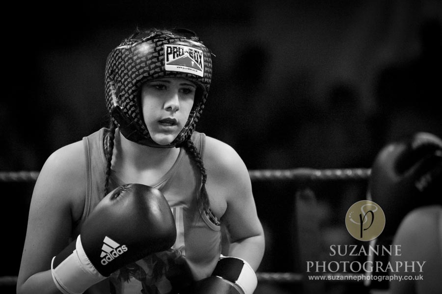 Klis Family Fund Charity Fight Night Black and White 0081