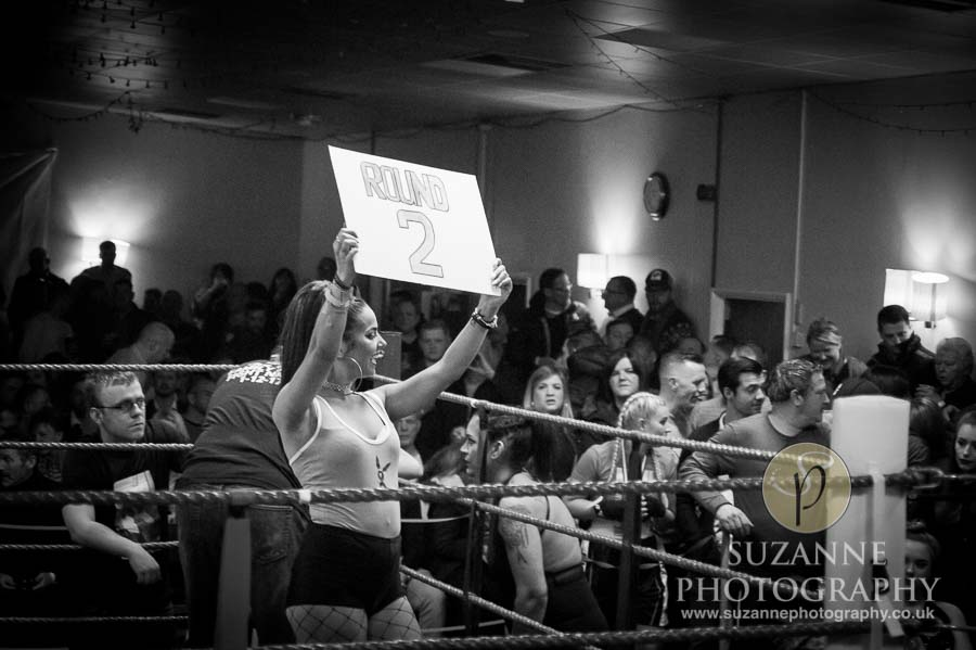 Klis Family Fund Charity Fight Night Black and White 0082