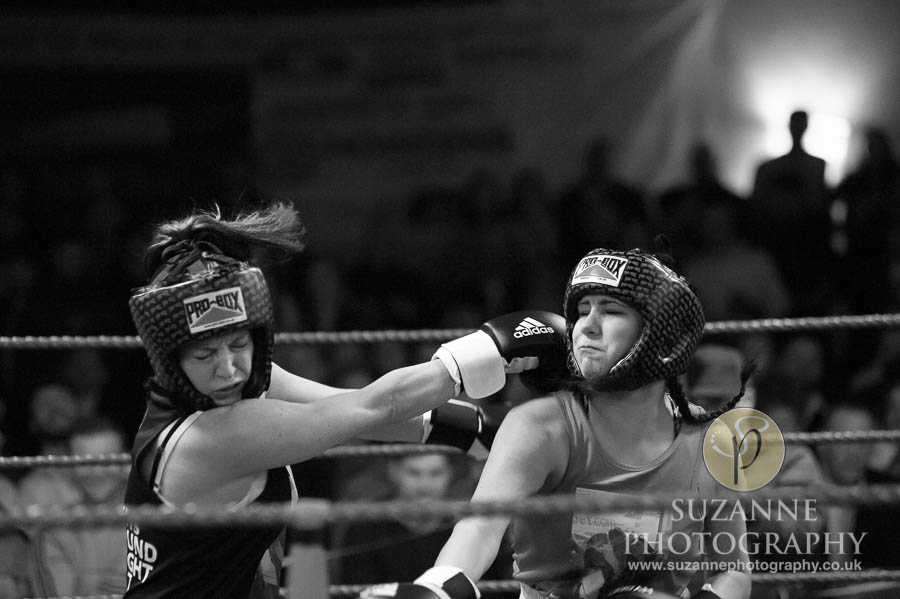 Klis Family Fund Charity Fight Night Black and White 0092 2