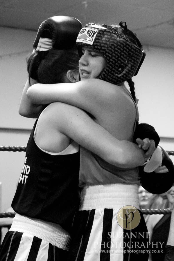 Klis Family Fund Charity Fight Night Black and White 0095