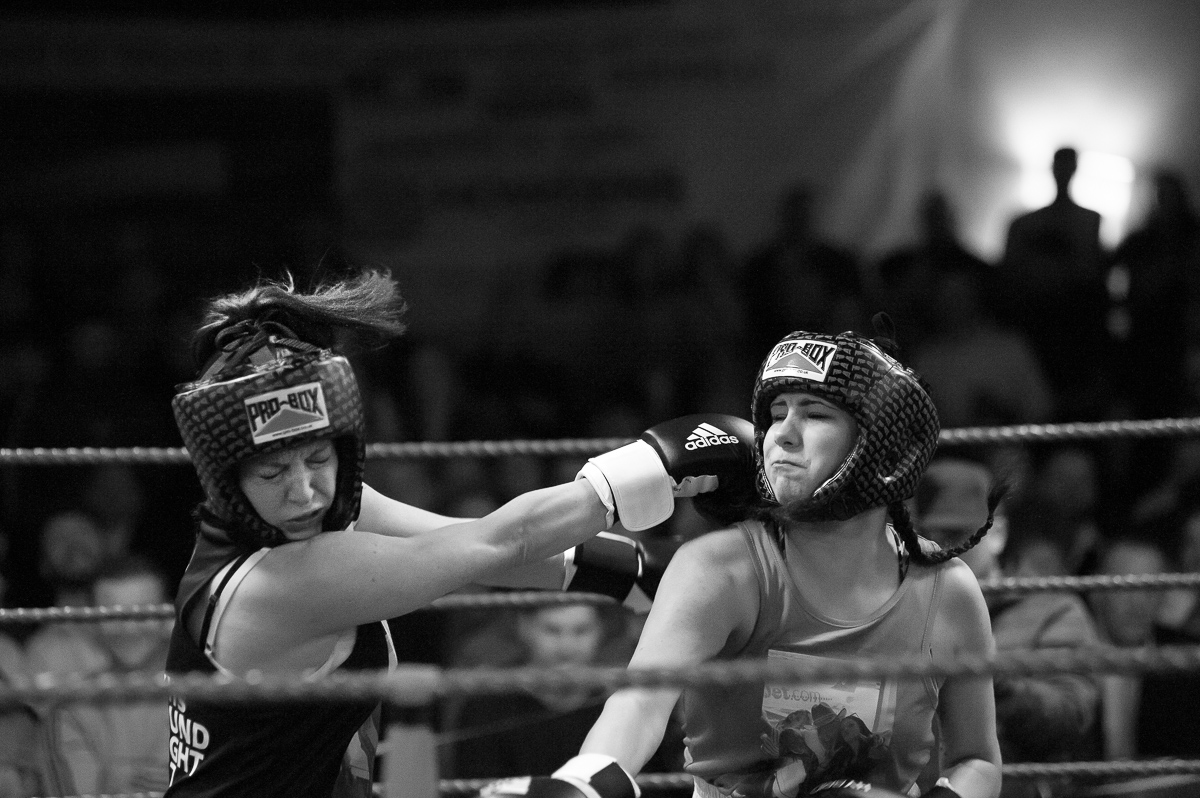 Kliss Family Fund Boxing Event Cover