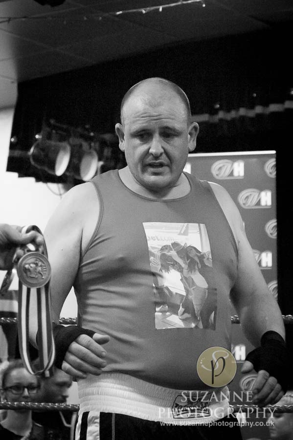 York Charity Fight Night Black and White 0242