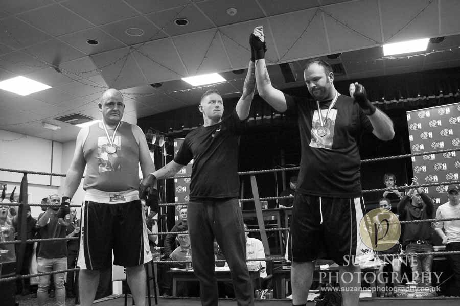 York Charity Fight Night Black and White 0245