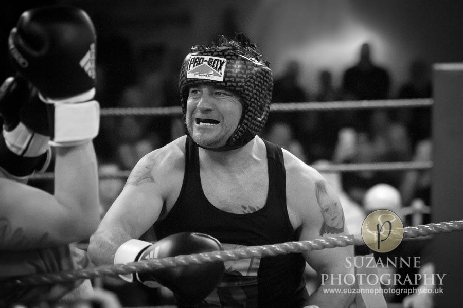 York Charity Fight Night Black and White 0269