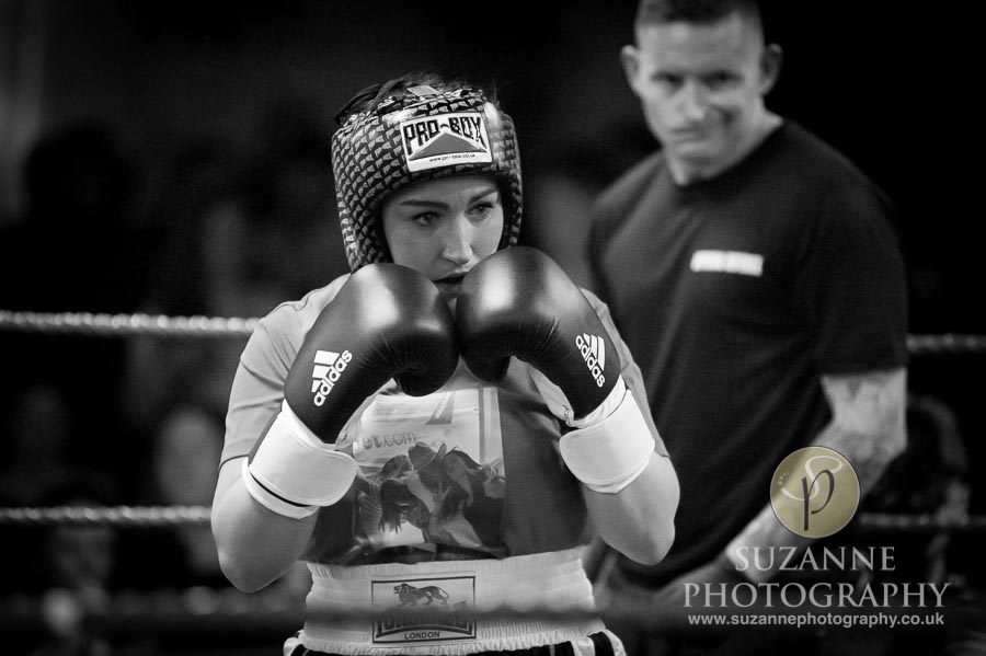 York Charity Fight Night Black and White 0290