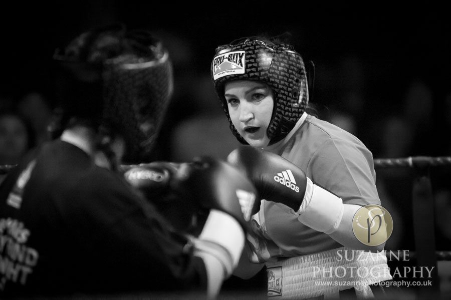 York Charity Fight Night Black and White 0295