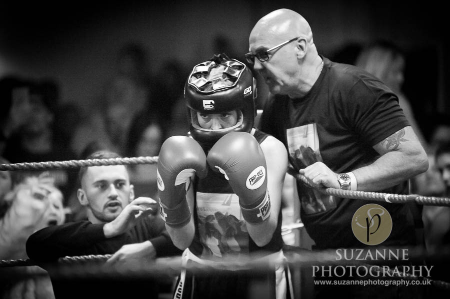 York Charity Fight Night Black and White 0317