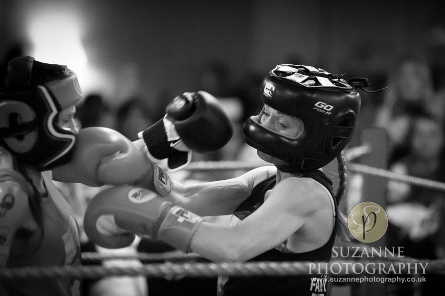 York Charity Fight Night Black and White 0322
