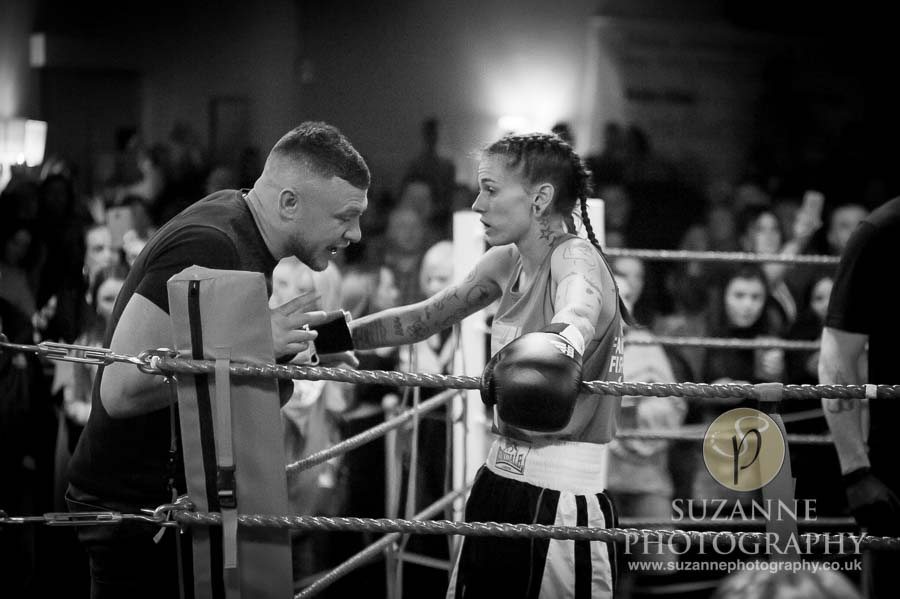 York Charity Fight Night Black and White 0329