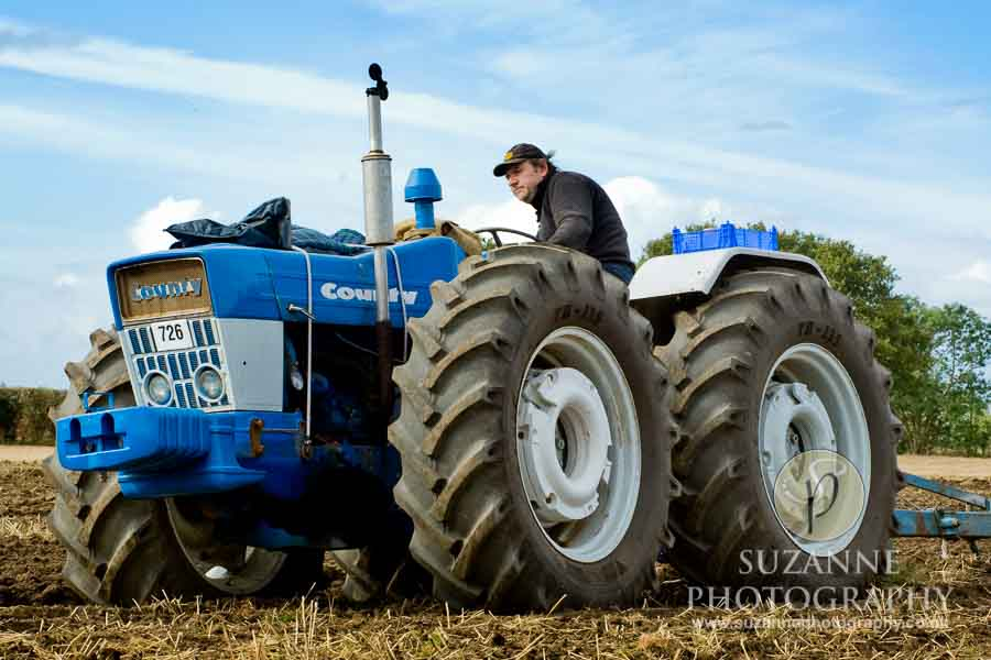 Cawood National Vintage Tractor and Engine Club Show 0012