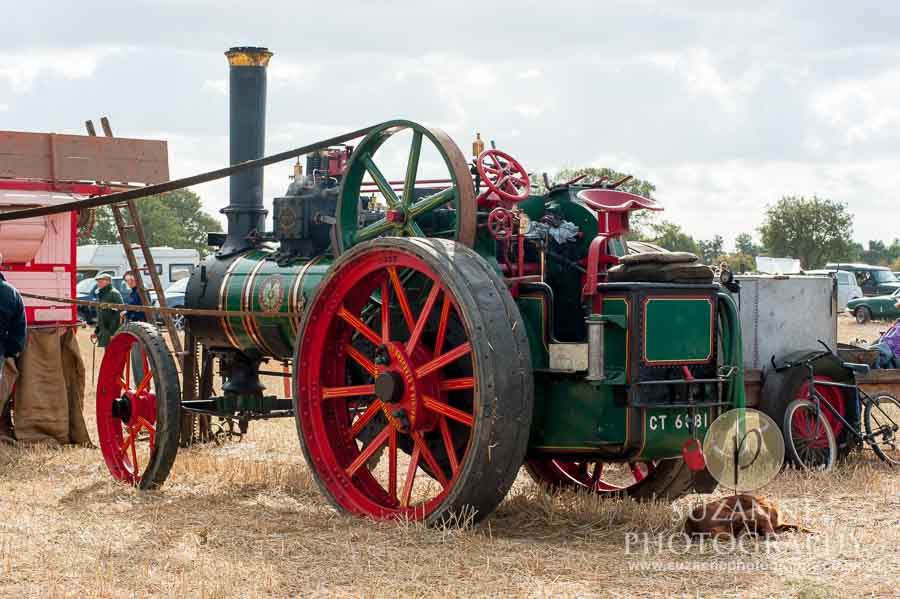 Cawood National Vintage Tractor and Engine Club Show 0013