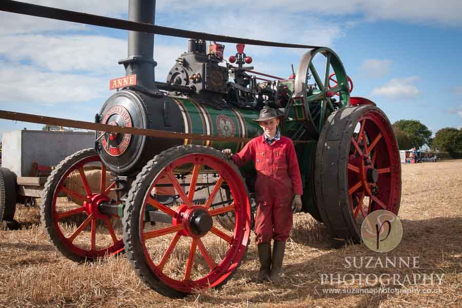 Cawood National Vintage Tractor and Engine Club Show 0015