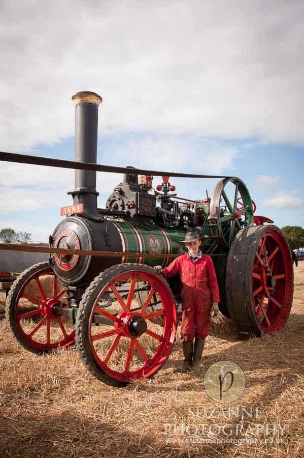 Cawood National Vintage Tractor and Engine Club Show 0016