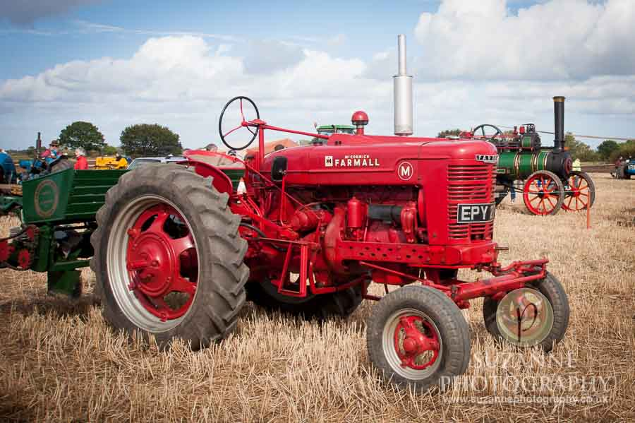 Cawood National Vintage Tractor and Engine Club Show 0017