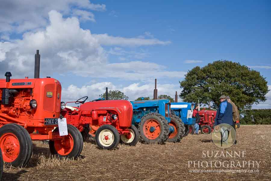 Cawood National Vintage Tractor and Engine Club Show 0026