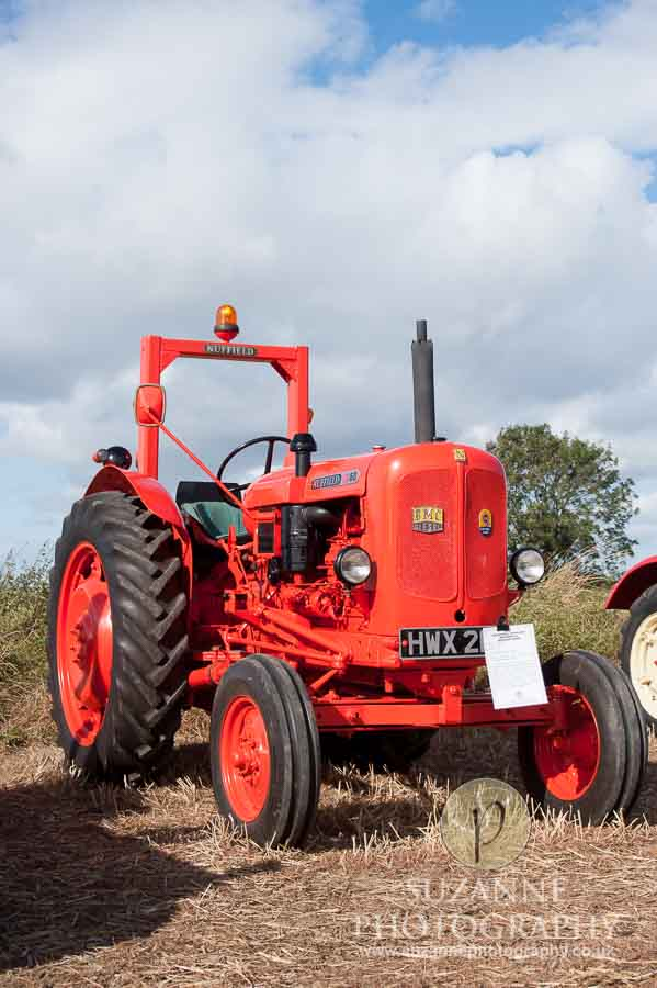Cawood National Vintage Tractor and Engine Club Show 0027