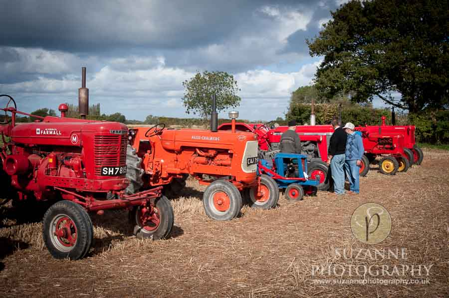 Cawood National Vintage Tractor and Engine Club Show 0031