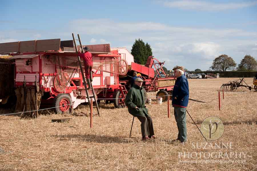 Cawood National Vintage Tractor and Engine Club Show 0039
