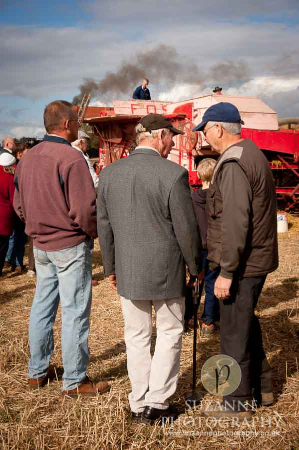 Cawood National Vintage Tractor and Engine Club Show 0052