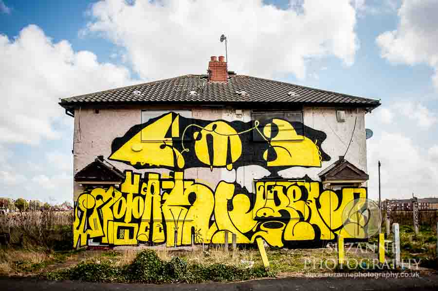 Graffiti Bankside Gallery Preston Road Takeover 2 0003