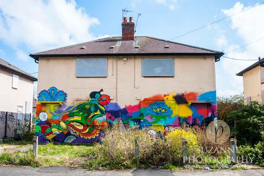 Graffiti Bankside Gallery Preston Road Takeover 2 0051