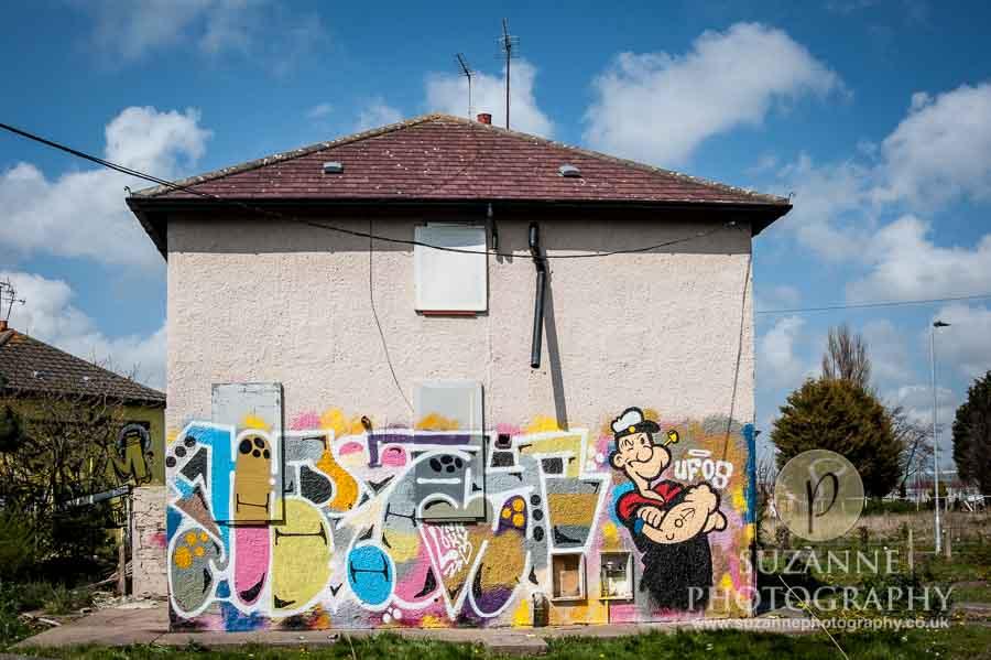 Graffiti Bankside Gallery Preston Road Takeover 2 0075