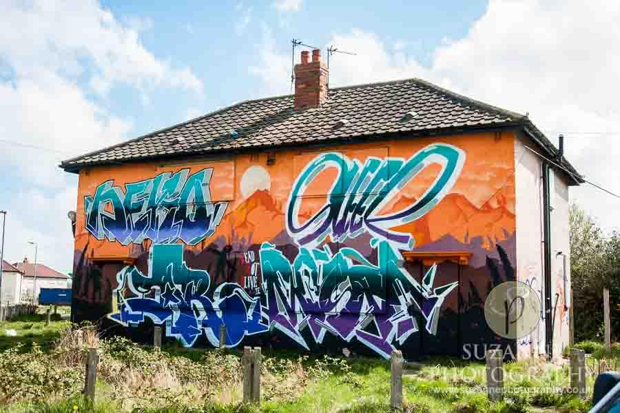 Graffiti Bankside Gallery Preston Road Takeover 2 0077