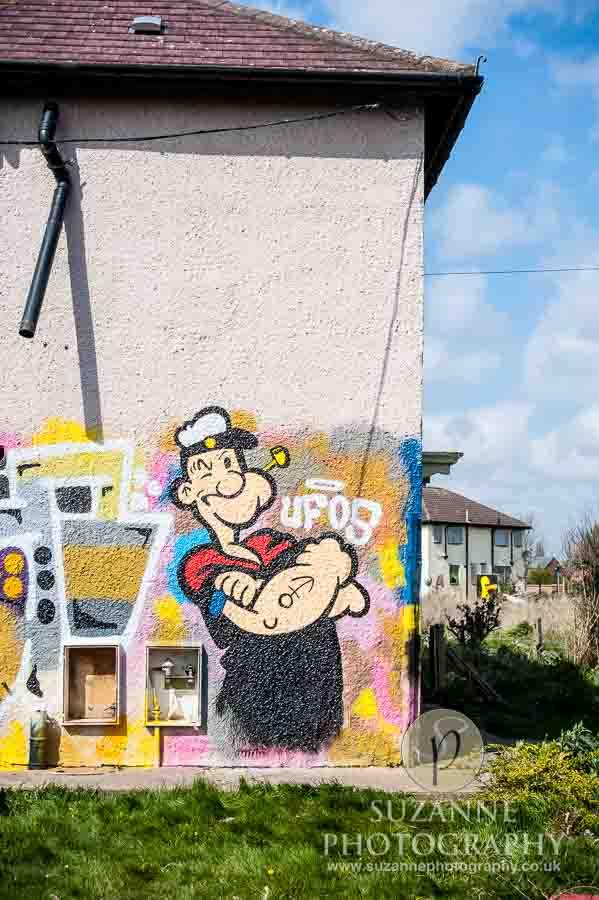 Graffiti Bankside Gallery Preston Road Takeover 2 0081