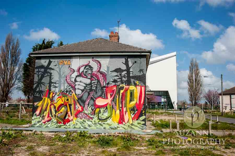 Graffiti Bankside Gallery Preston Road Takeover 2 0086