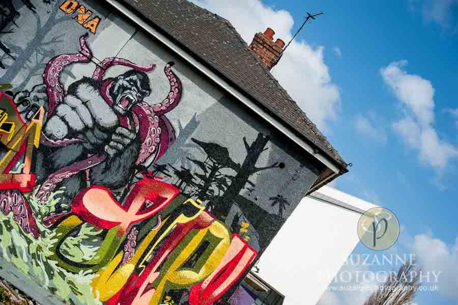Graffiti Bankside Gallery Preston Road Takeover 2 0090