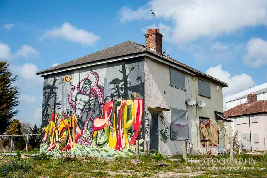 Graffiti Bankside Gallery Preston Road Takeover 2 0092